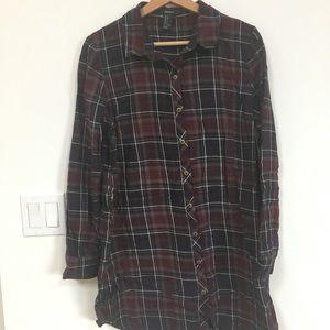 Forever 21 Shirt Dress